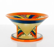 Clarice Cliff (1899-1972) - 'Bizarre' Conical Footed Bowl