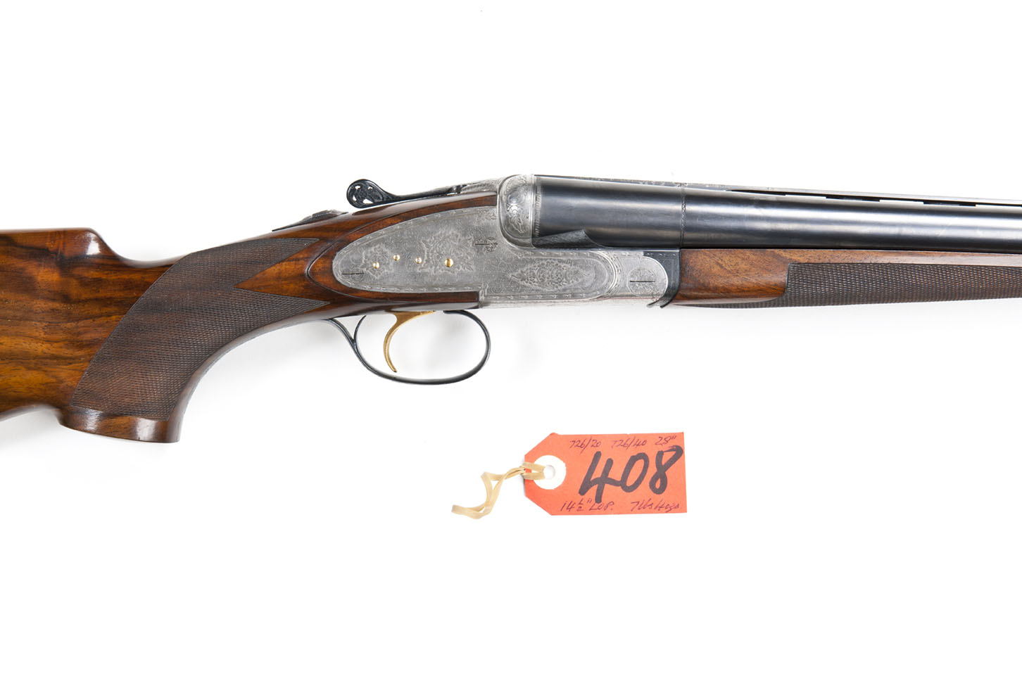 Beretta Mod.451 Eell S.L.E. Sxs Shotgun - Australian Arms Auctions