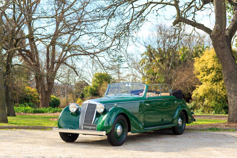 1938 LANCIA ASTURA CABRIOLET BY PININ FARINA - Mossgreen | Find Lots ...