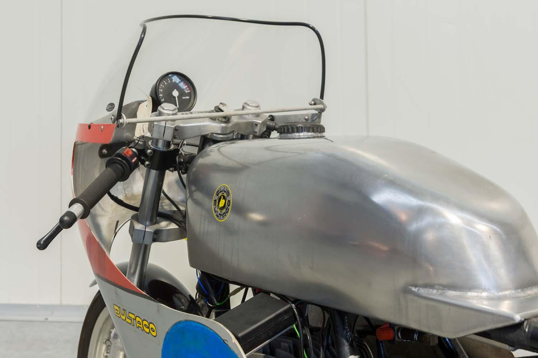 1969 BULTACO TSS 360CC TSS WORKS RACER - Mossgreen-Webb's