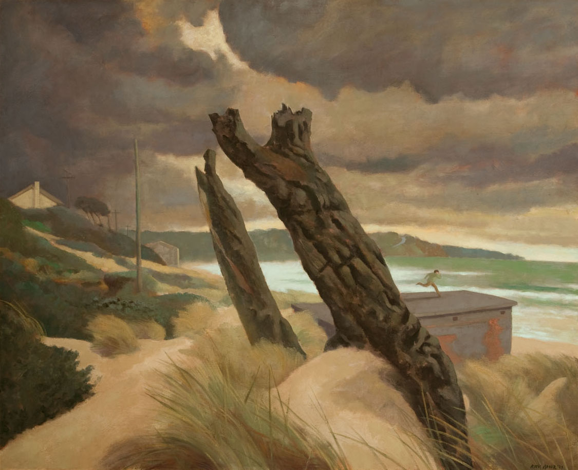 Rick Amor Memory Of The Foreshore 1990 Sotheby S